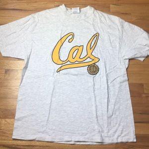 Vintage Cal Berkeley College Tee